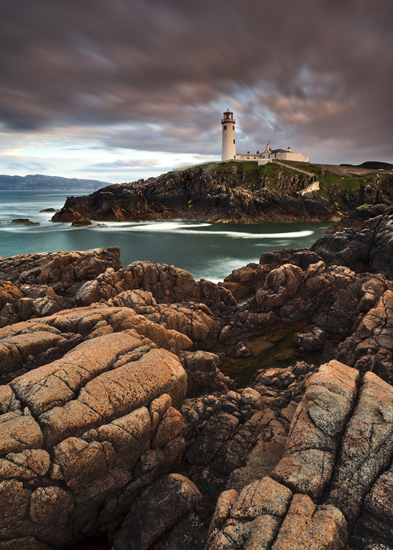 On The Rocks - Co Donegal