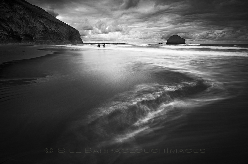 Figures in Motion - Landscapes in monochrome