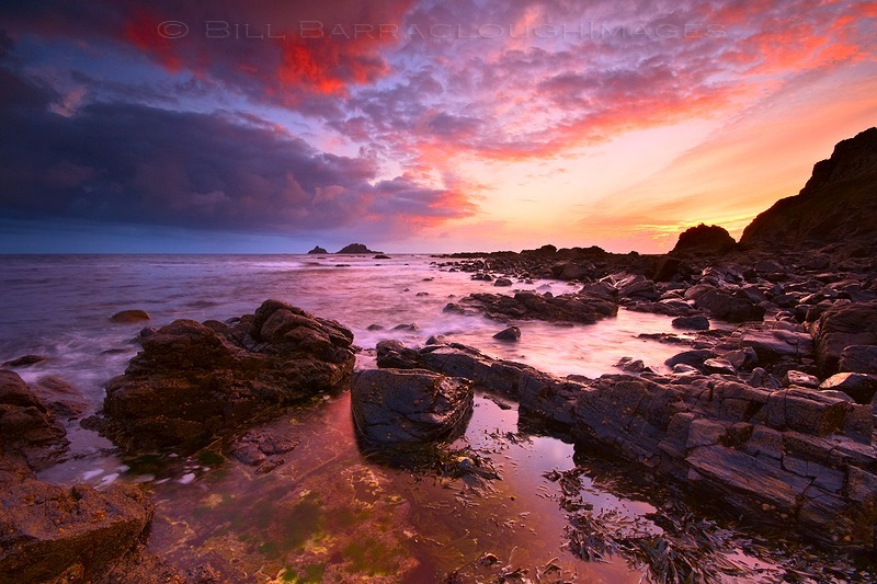 Cove Light - Landscapes in colour