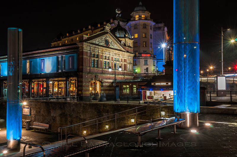 Bristol at Night - Landscapes in colour