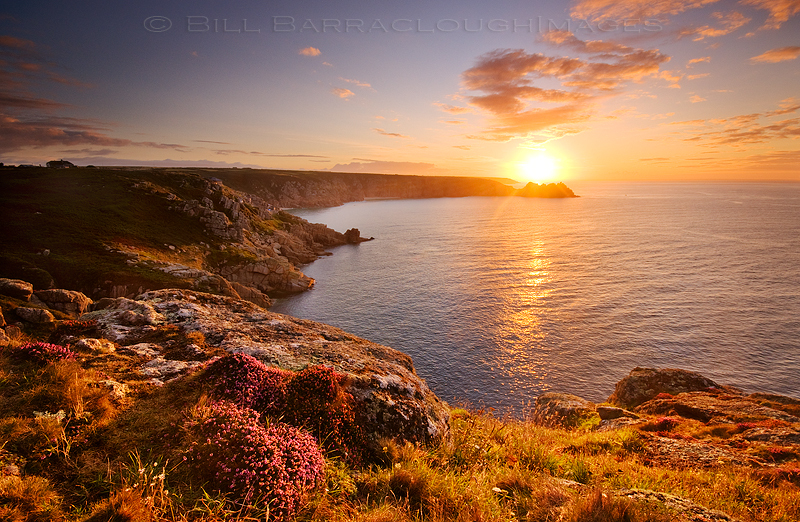 Minack Dawn - Landscapes in colour