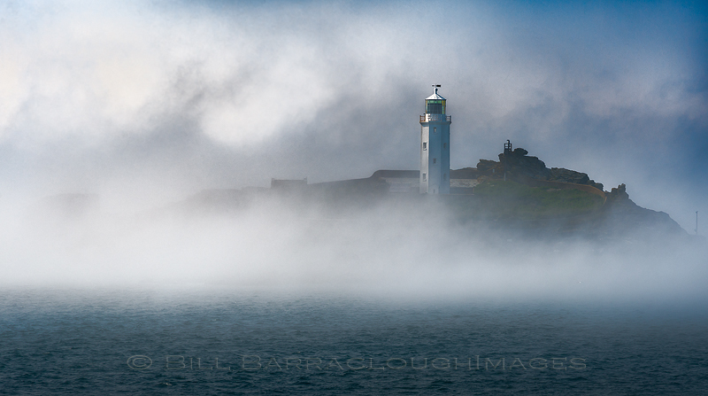 Sea Mist at Godrevy - Latest Additions