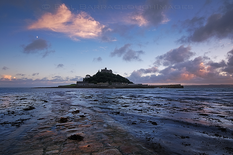 Mounts Bay - Landscapes in colour