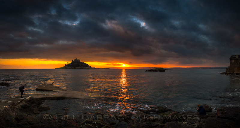 Three Photographers at St, Michael's Mount - Latest Additions