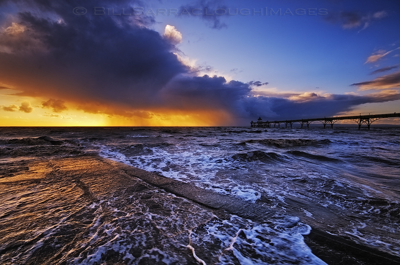 The Coming Storm - Landscapes in colour