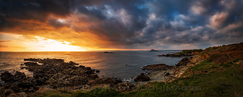 Sunset at Mounts Bay - Latest Additions