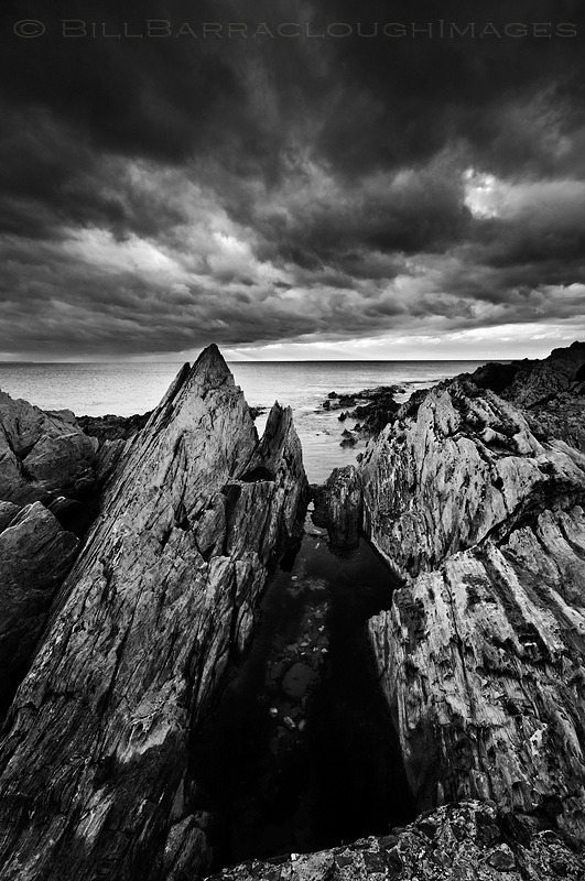 Point Break - Landscapes in monochrome