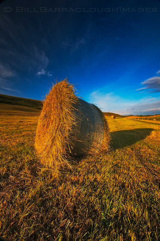 Bales - Landscapes in colour