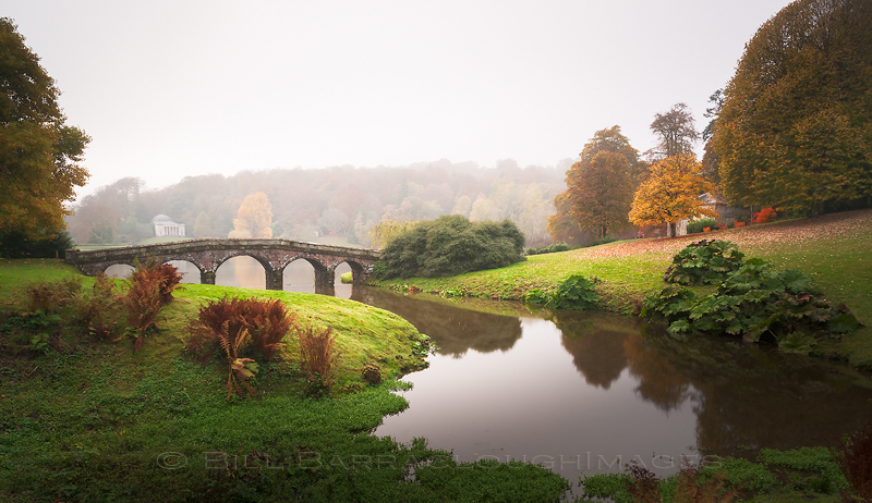Stourhead in the Mist 5 - Latest Additions