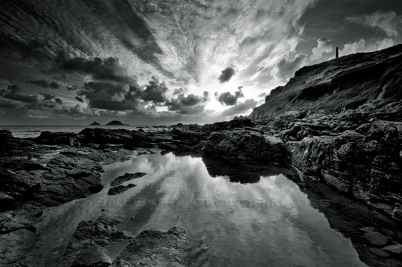 Sky Light - Landscapes in monochrome