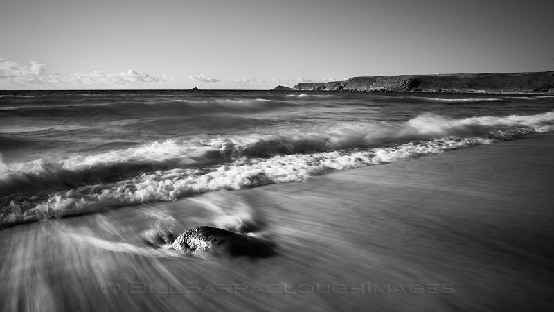 Backwash - Landscapes in monochrome