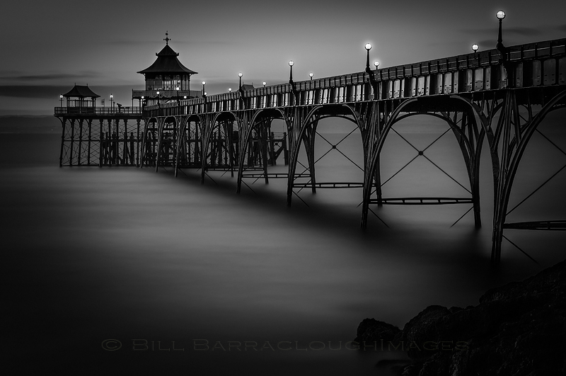 Lighting Up Time - Landscapes in monochrome