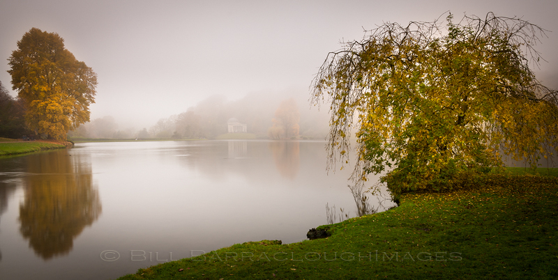 Stourhead in the Mist 1 - Latest Additions