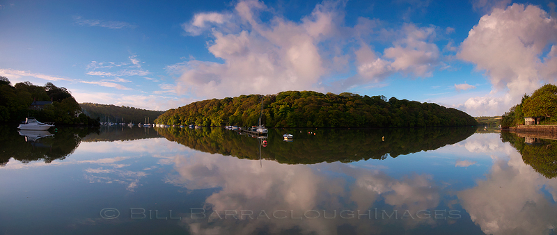 Malpas Morning - Panoramic images