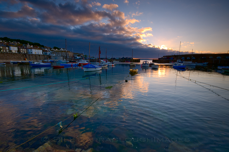 Good Morning Mousehole - Landscapes in colour