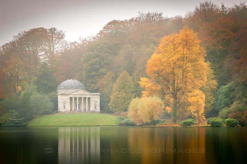 Stourhead in the Mist 4 - Latest Additions