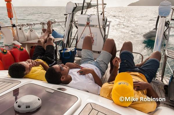 Newton boys  SR_6_Vanua Balavu - Sea Rover – 2008 Oyster 46 for sale