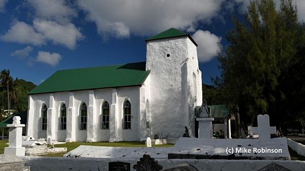 CICC Avarua_534 exterior - Rarotonga, Cook Islands