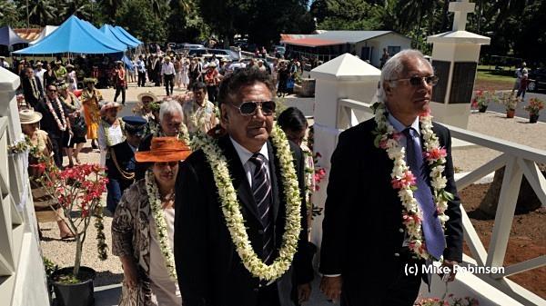Gospel Day_249 opening - Rarotonga, Cook Islands