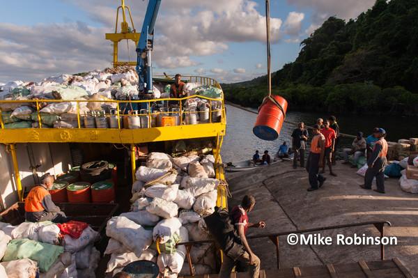 Supply boat_2_fuel - Matuku - Pacific Memories