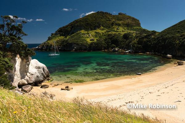 Rakitu Island_3_aka Arid Islandanchorage - North Island, New Zealand