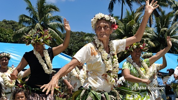 Gospel Day_376 entertainment - Rarotonga, Cook Islands