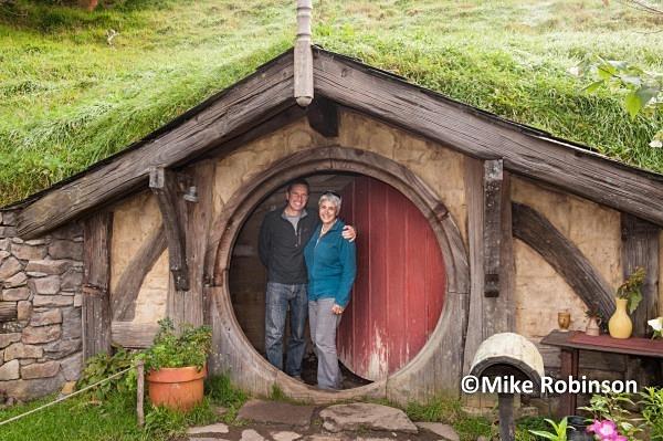 Hobbiton_7 Mike and Devala - North Island, New Zealand
