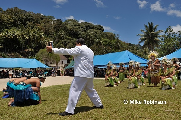 Gospel Day_425 entertainment - Rarotonga, Cook Islands