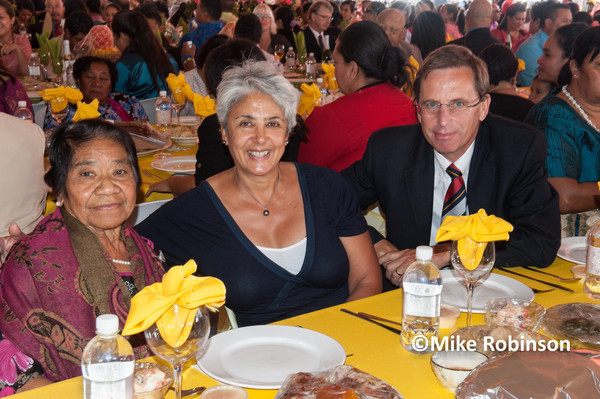 Royal Luncheon_1_MD and Vika - Pacific Memories