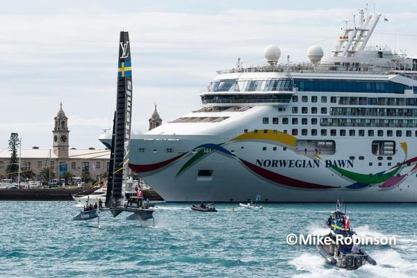 Farewell Artemis_1103_Americas Cup - Bermuda