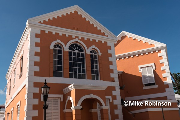Architecture_1027_St Georges_ - Bermuda