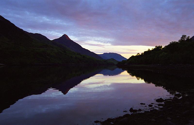 Loch Leven - Highlands