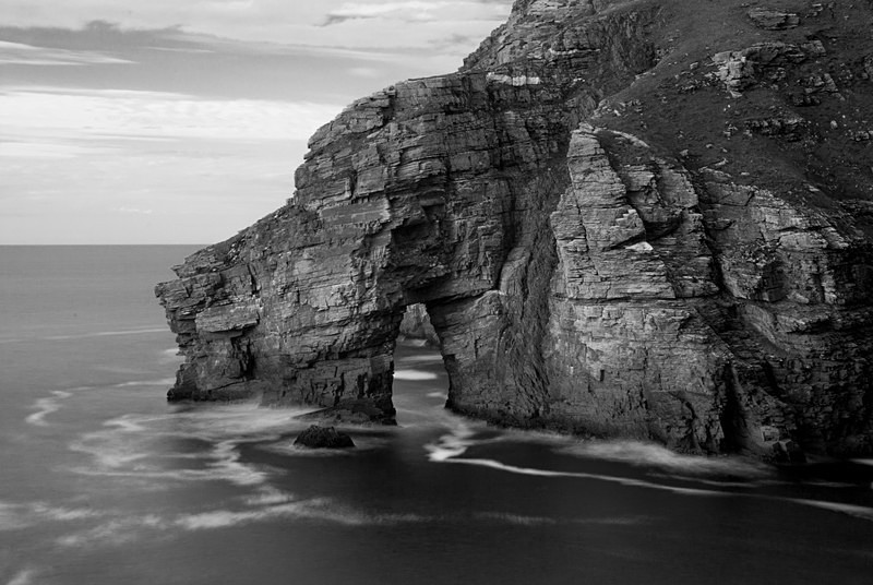 Temple Arch, Horn Head (10083074) - County Donegal