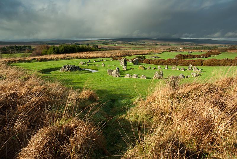 Beaghmore Stone Circle (09111891) - County Tyrone