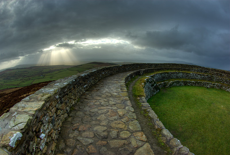 Grianan of Aileach Fort (09039242) - County Donegal
