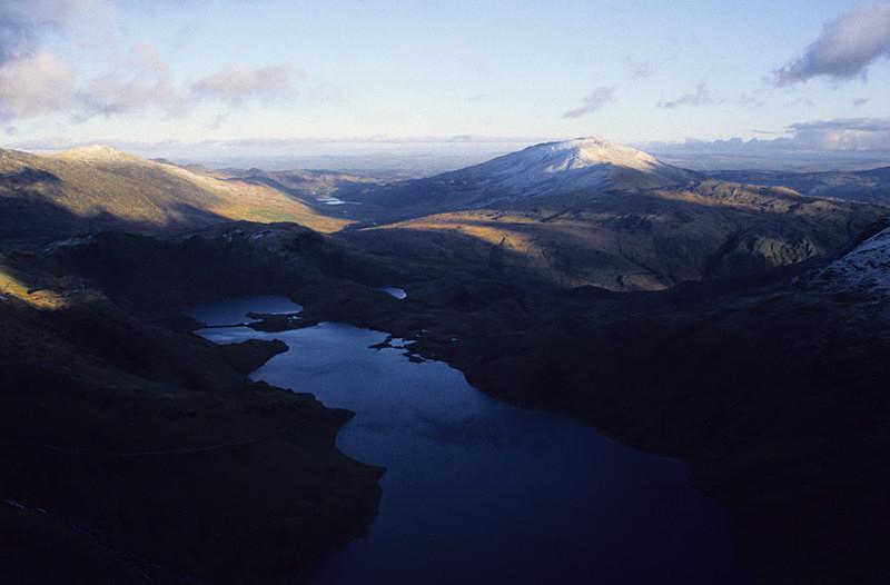 Llyn Llydaw (S001) - Wales