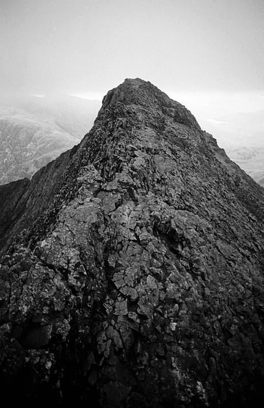 Crib Goch Ridge (SB01) - Wales