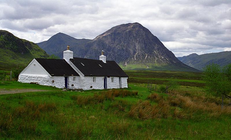 Buachille Etive Mor, Glencoe - Highlands