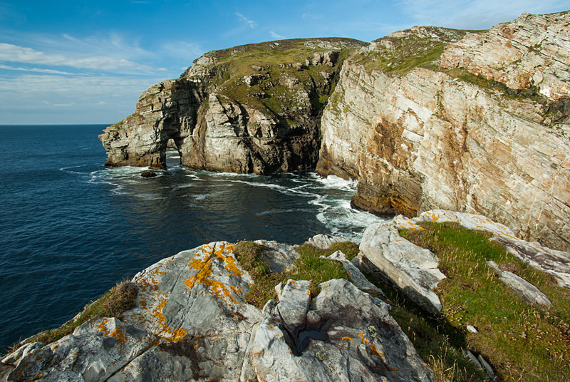 Temple Arch, Horn Head (10083062) - County Donegal