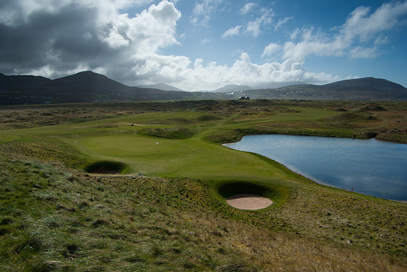 Ballyliffin Golf Course (07033876) - County Donegal