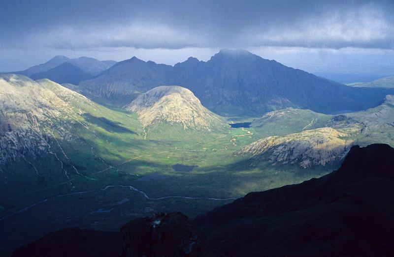 Bla Bheinn, Isle of Skye - Highlands