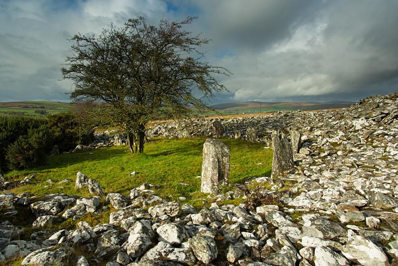 Dun Ruadh Stone Circle (09111820) - County Tyrone