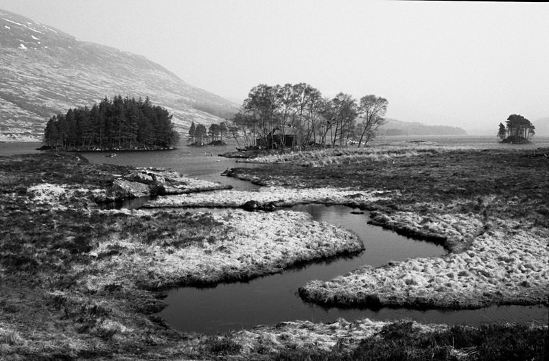 Loch Ossian Youth Hostel - Highlands