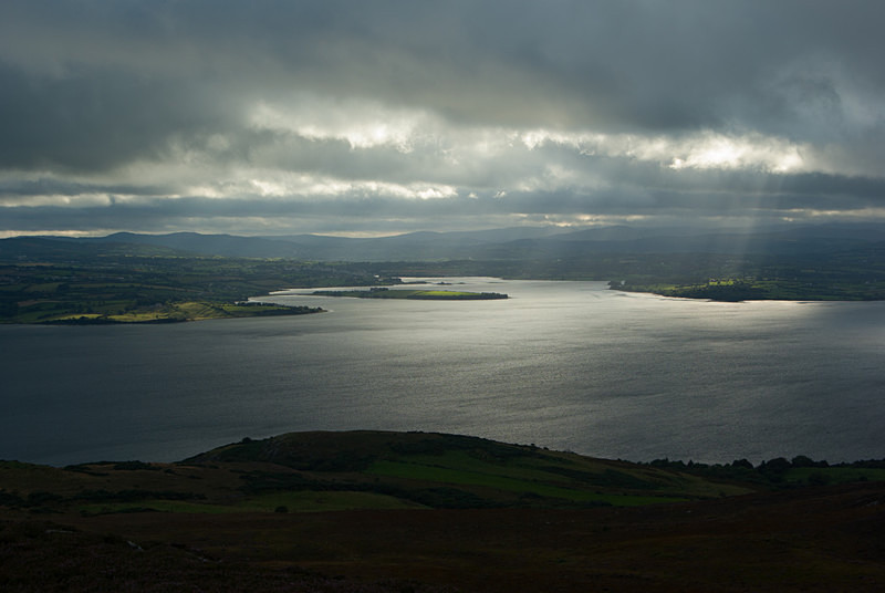 Lough Swilly from Inch (07088174) - County Donegal