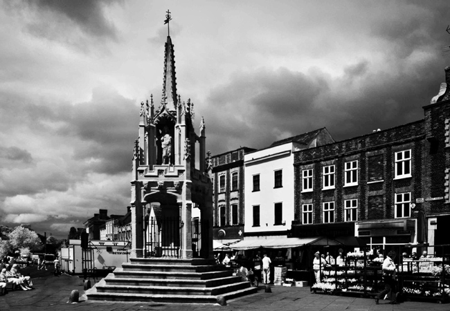 The Market Cross, Leighton Buzzard