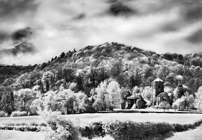 Little Malvern Priory, Worcestershire