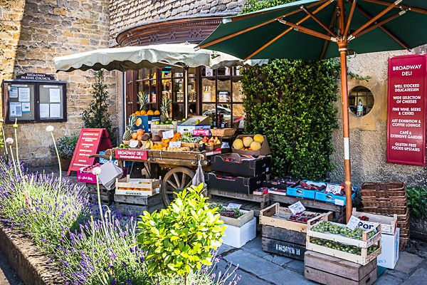 Broadway Greengrocer - The Cotswolds