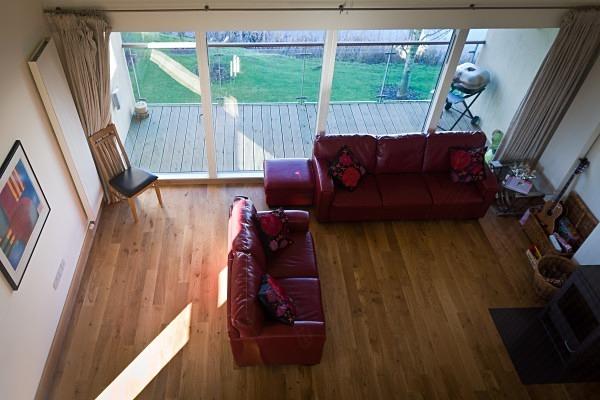 View from Master Bedroom - Second Floor