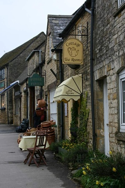Stow-on-the-Wold - The Cotswolds