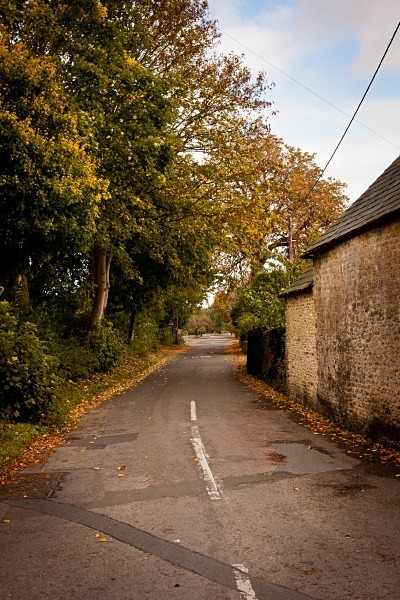 Charming Cotswolds Lane - The Cotswolds